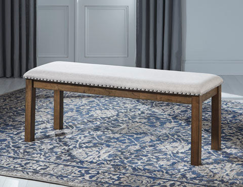 Moriville Upholstered Dining Bench