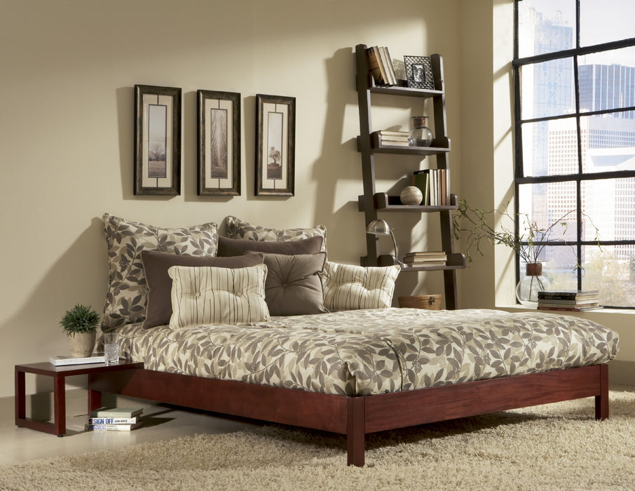 Murray Platform Bed in 2 Colors
