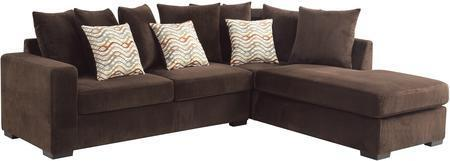 Olson Sectional - 2 Color Options