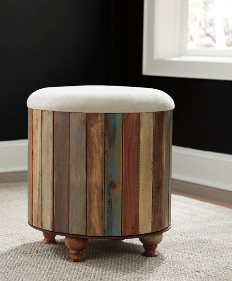 Oristano Ottoman with Storage