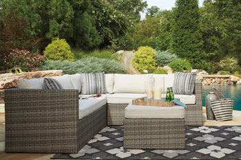 Peckham Park Outdoor Sectional Piece-By-Piece