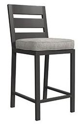 Perrymount Outdoor Barstool Set of 2