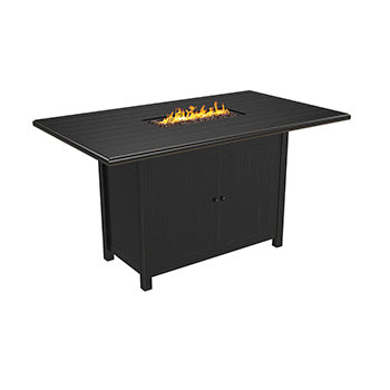 Perrymount Outdoor Rectangular Bar Table