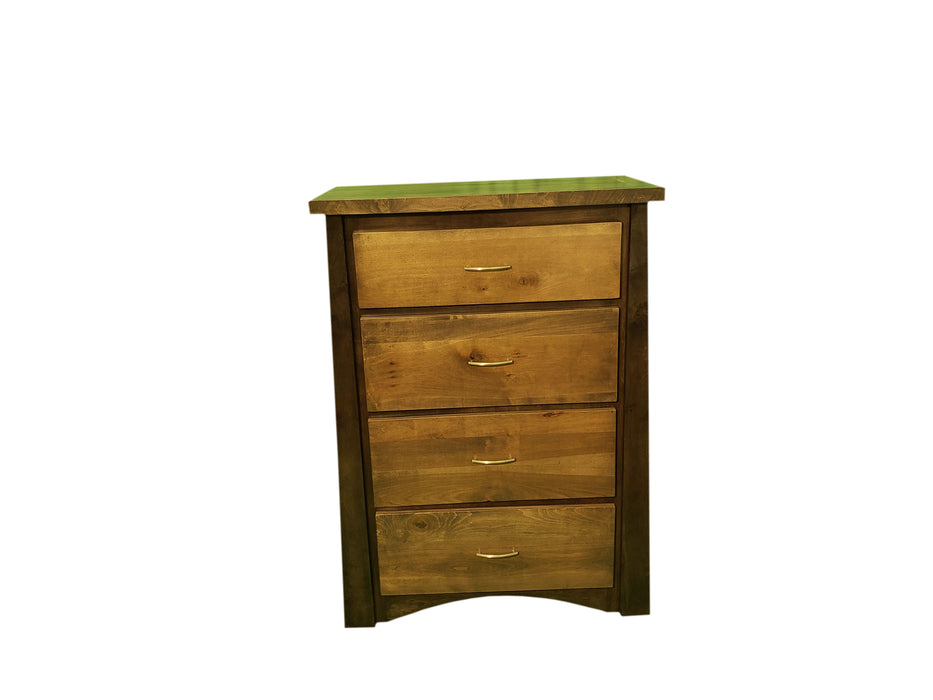 Hilltop Furniture Maple Ridge Four Drawer Chest