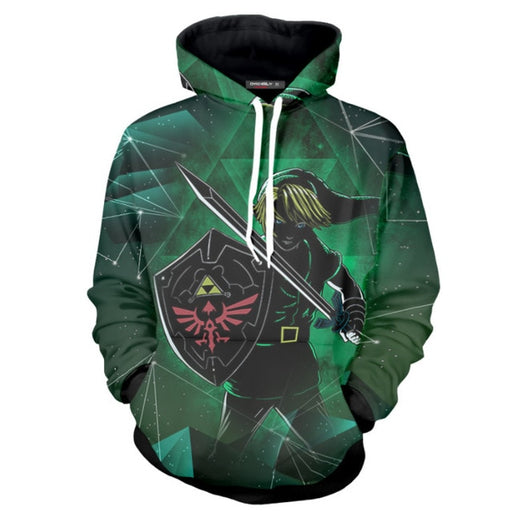 The Legend of Zelda - 9 Hoodie Sweatshirt Tunic Designs
