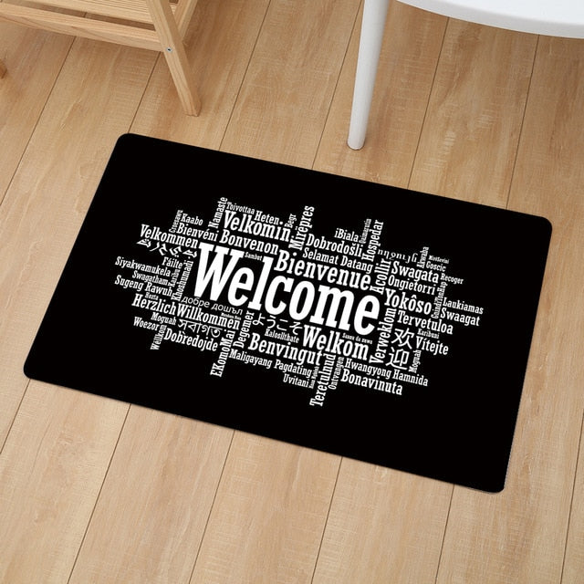 Welcome - Doormats - Limited Edition