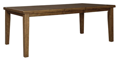 Flaybern Butterfly Leaf Dining Table