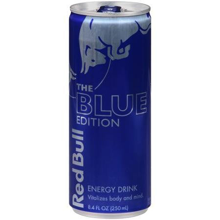 Red Bull Blueberry 12 Oz