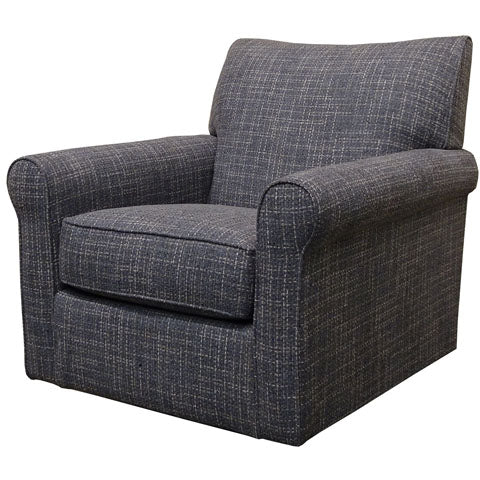 Renley Swivel Glider Accent Chair
