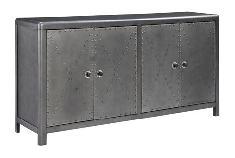Rock Ridge Large Door Accent Cabinet