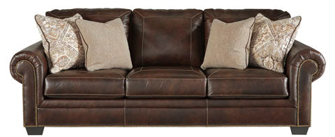 Roleson Sofa - Genuine Leather