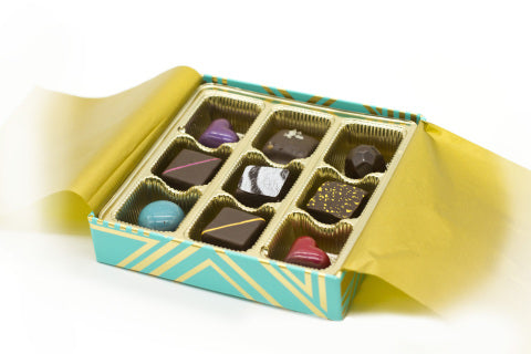 Mayana Chocolate - Nine Piece Signature Box