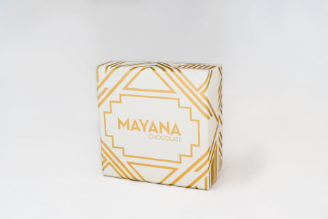Mayana Chocolate - Four Piece Signature Collection Box