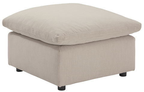 Savesto Oversized Accent Ottoman in 2 Colors
