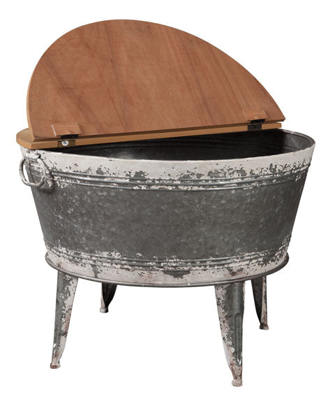 Shellmond Round Cocktail Table