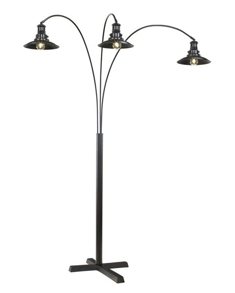 Sheriel Metal Lamp Set