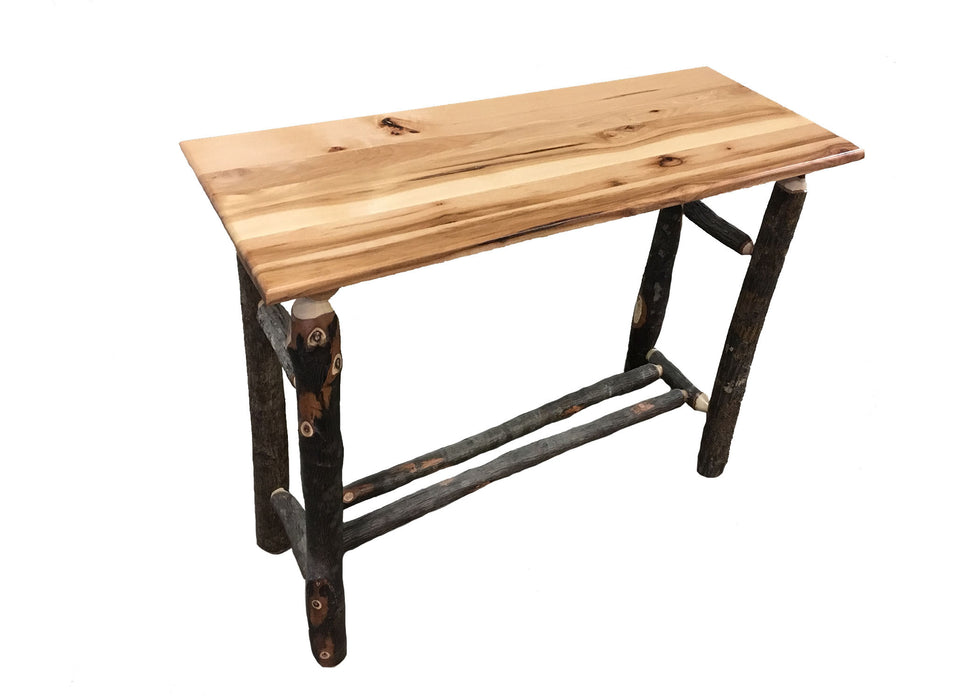 Hilltop Furniture Hickory Sofa Table