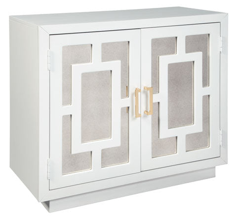 Walentin Panel Accent Cabinet