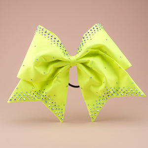 MP of all CL FABRIC SEWN  Cheer Bow - LittleCheerFactory