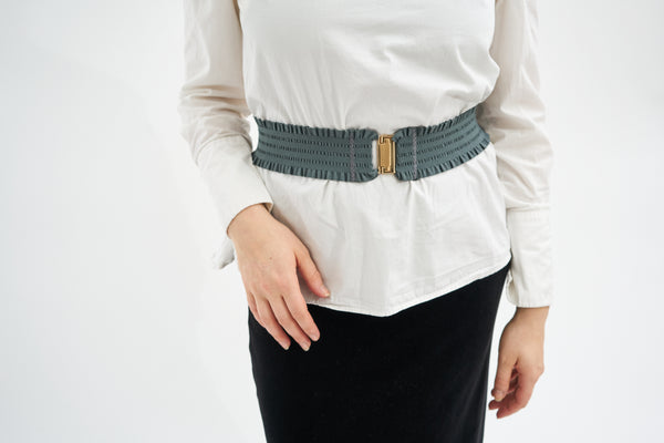 Elastic belt - Grey