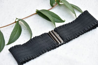 Elastic belt - Black