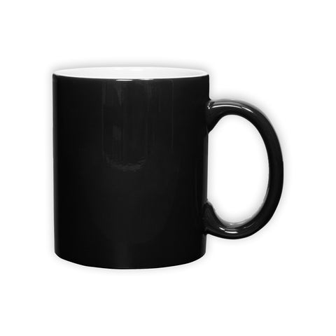 Color Changing Mug Semi-Glossy (black) 11oz