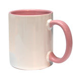 Two Tone Ceramic Sublimation  Mug - 11oz  (325.31 ml)