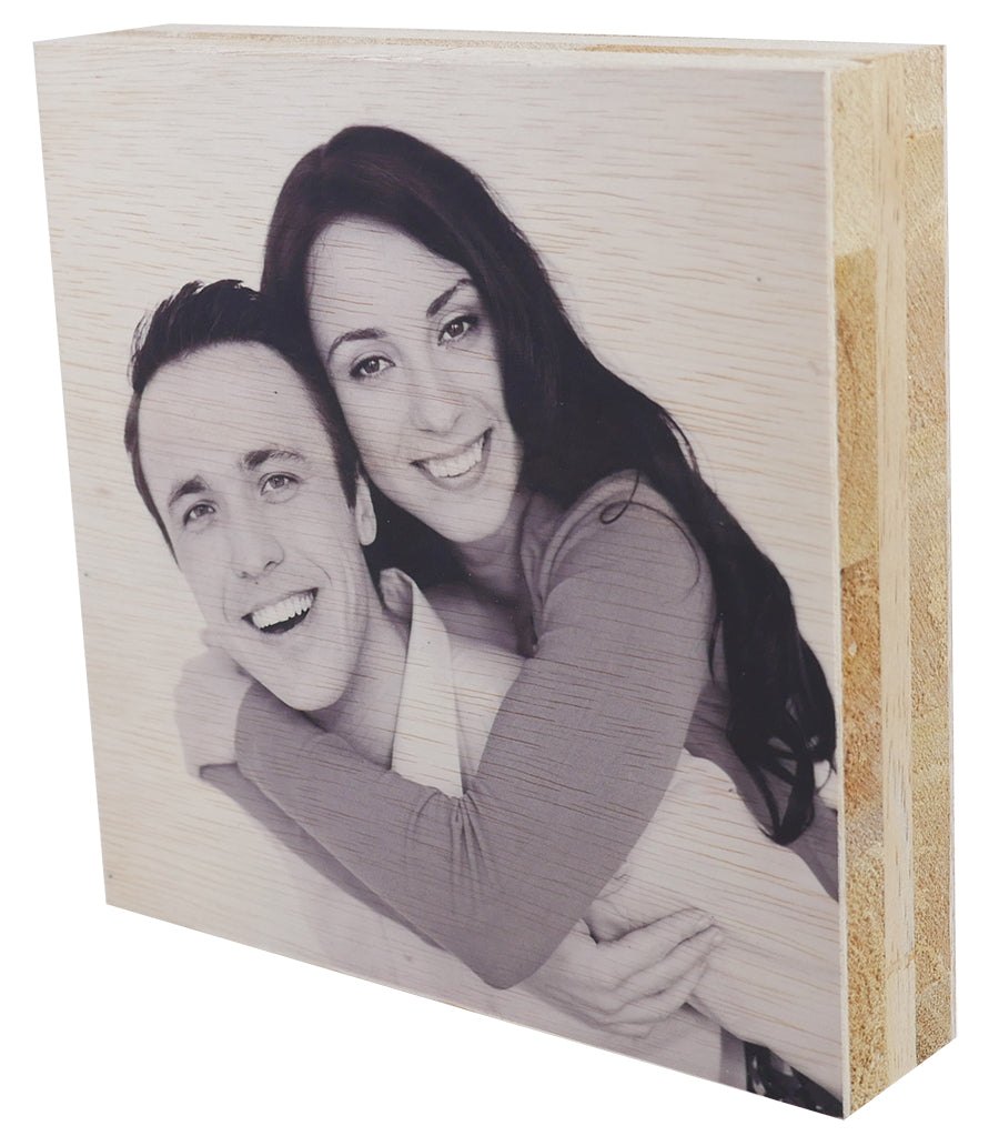 Sublimation Wooden Block