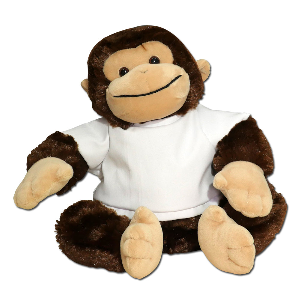 Monkey With T-Shirt