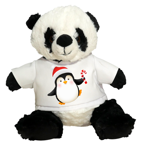 Panda Bear With T-Shirt