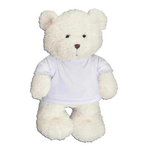 White Bear With T-Shirt
