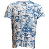 High Quality Sublimation T-Shirt - Variety Of Sizes