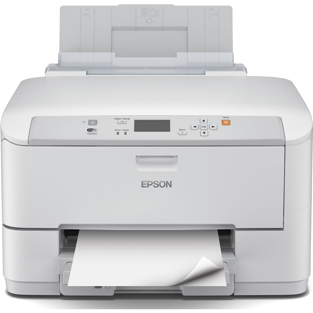 Printing Solution Based On Epson WF5110 With Closed Ink Cartridges
