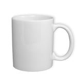 White Ceramic SEP Sublimation  Mug - 11oz