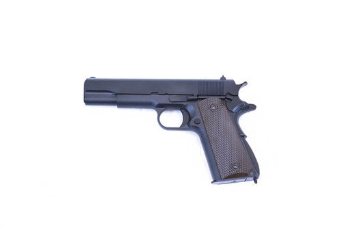 WE 1911 A Black Pistol - Airsoft Imports