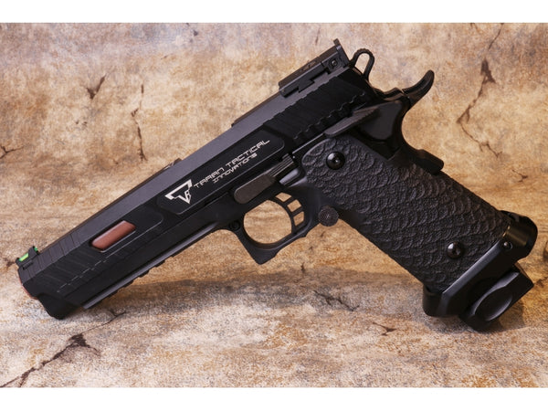 EMG / TARAN TACTICAL INNOVATIONS™ 2011 COMBAT MASTER GBB PISTOL - Airsoft Imports