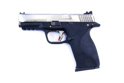 WE E Force Big Bird Silver Slide and Silver Barrel - Airsoft Imports