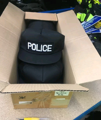 New Genuine Police Issue Baseball Caps - Airsoft Imports