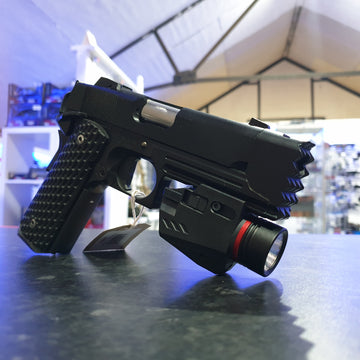Blitzkrieg Tactical Pistol Torch/Lazer