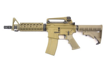 WE M4 CQB GBB Rifle - Tan