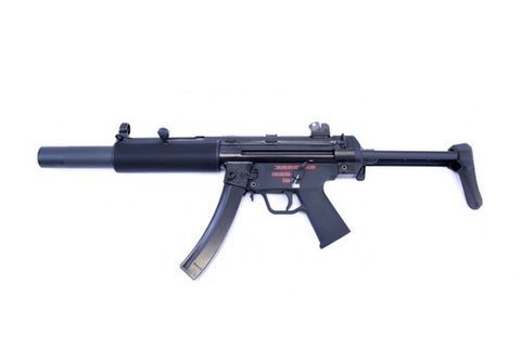Apache SD3 GBB Rifle - Black - Airsoft Imports