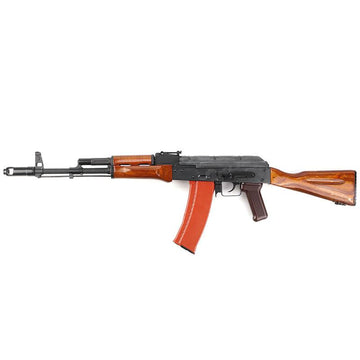WE AK74 - WOOD STOCK (GBB)