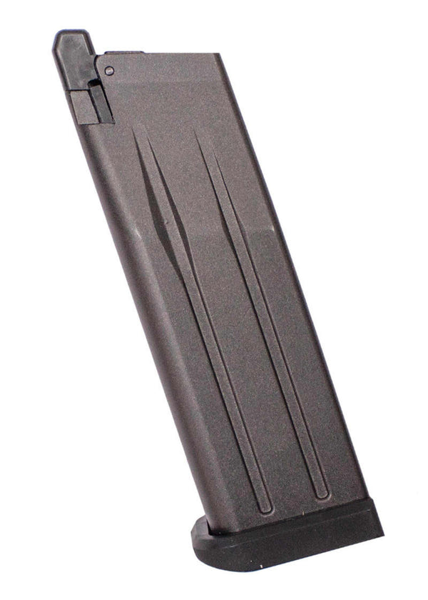 WE Europe Mini 3.8 Hi-Capa Magazine - Black - Airsoft Imports