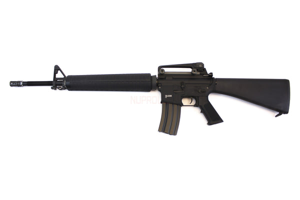 SR16 Gen 2 AEG Rifle - Black - Airsoft Imports