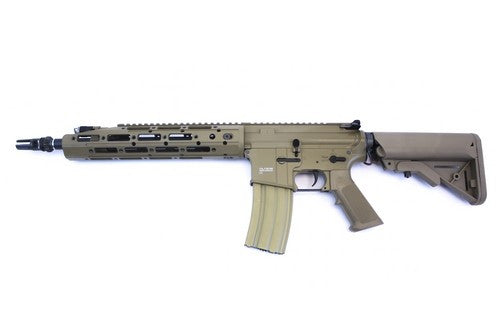 WE Raptor (Non Katana) AEG Rifle - Black / Tan - Airsoft Imports
