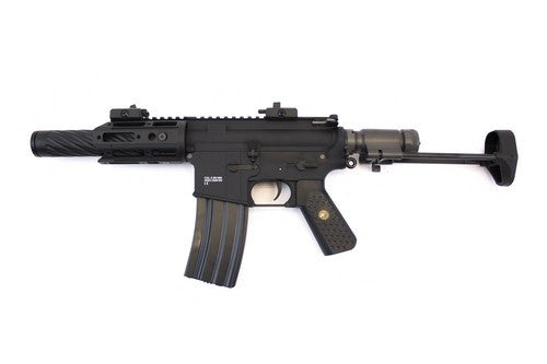 Honey Badger AEG Proline Rifle - Black - Airsoft Imports