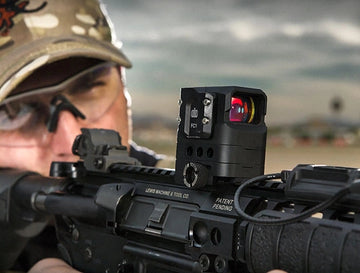 Optical FC1 mini prism red-dot sight