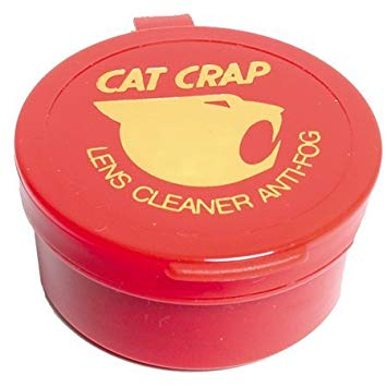 Cat Crap Anti Fog Lens Cleaner
