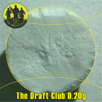 The Draft Club BB's 6mm 0.20g (3000 pcs) - Airsoft Imports