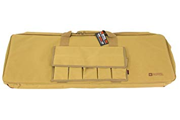 "NUPROL PMC ESSENTIALS SOFT RIFLE BAG 46"" - TAN"